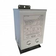 Transzformátor fémházban 230/12 V-600 W