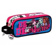 Monster High tolltartó - kétrekeszes