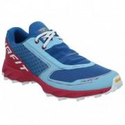 Dynafit Women`s Feline Up Scarpe per trail running (4,5, blu/grigio)