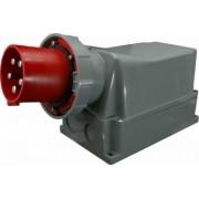 Stecher trifazat aplicat 5 X 125A 400V IP67 IPGN 12553 SEZ