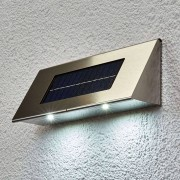ESOTEC Aplique solar Profi K-I de acero inoxidable