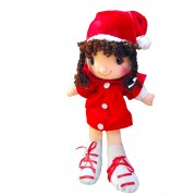 Grabadeal 2 Feet Christmas Bubble Doll Stuffed Soft Toy
