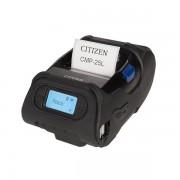 Imprimanta mobila Citizen CMP-25L Wi-Fi 203DPI