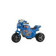 Triciclo Elétrico Infantil 6v Moto Max Turbo 1330l Magic Toys Azul