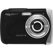 Aparat Foto Compact AquaPix W1024 Splash Waterproof Negru