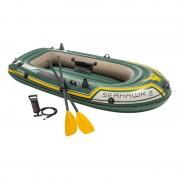 Bote hinchable Intex Seahawk 2 con remos y bomba 68347NP