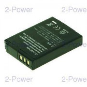 2-Power Digitalkamera Batteri Nikon 3.7v 1050mAh (EN-EL12)