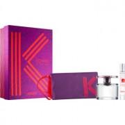 Kenzo Flower In The Air lote de regalo I. eau de parfum 100 ml + eau de parfum 7,5 ml + bolsa
