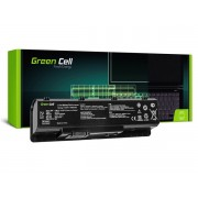 Green Cell laptop batteri till Asus N45 N55 N55S N75 N75E N75S / 11,1V 4400mAh