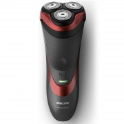 Philips Men's S3580/06 Series 3000 rasoio elettrico Wet and Dry con trimmer pop-up