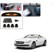 Auto Addict Car Black Reverse Parking Sensor With LED Display For Mercedes Benz SLK-Class