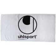 Uhlsport Handdoek Wit/Zwart