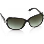 Spykar Over-sized Sunglasses(Green)