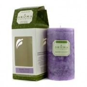 Authentic Aromatherapy Candles - Serenity (Ylang Ylang & Lavender) (2.75x5) inch Authentic Aromatherapy Lumânări - Serenity (Ylang Ylang şi Lavandă)