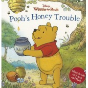 Pooh's Honey Trouble, Hardcover