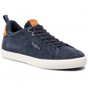 Сникърси PEPE JEANS - Marton Suede PMS30502 Navy 595
