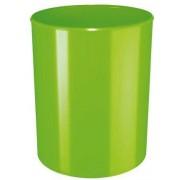 Cos de birou pentru hartii, 13 litri, HAN iLine - verde lucios