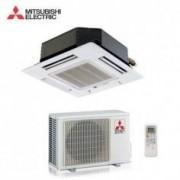 Mitsubishi CLIMATIZZATORE CONDIZIONATORE MITSUBISHI ELECTRIC INVERTER A CASSETTA SERIE SLZ-KA50VAL3 A+ 18000 BTU
