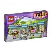 Toy / Game Wonderful Lego Friends Heartlake Vet 3188 With Horse Bella, Dog Scarlett And Hedgehog Oscar