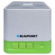 Безжичен Bluetooth алуминиев високоговорител Blaupunkt BT02 - зелен