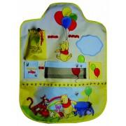 Organizator scaun auto Winnie the Pooh pentru spatarul scaunului din fata, 40 x 60 cm Kft Auto
