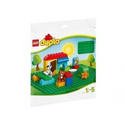 LEGO DUPLO Large Green Building Plate [Parallel import goods]
