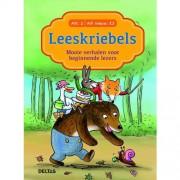 Leeskriebels: Mooie verhalen voor beginnende lezers