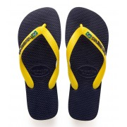 Havaianas Slippers Flipflops Brasil Layers Blauw