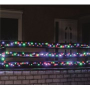Kültéri LED fényfüzér 14 m 200 db multi LED KKL 200M