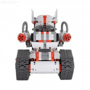 Xiaomi MiTu Smart Robot Crawler RC APP Control DIY Building Block Puzzle Toy, Programmable Robot Tank - Global Edition