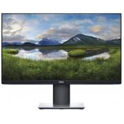 """Monitor IPS LED DEll 24"""" U2419HC, Full HD (1920 x 1080), HDMI, DisplayPOrt, USB 3.0, Pivot, 5 ms (Negru/Argintiu)"""