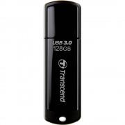 USB-ključ 128 GB Transcend JetFlash® 700 crne boje TS128GJF700 USB 3.0