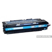 HP Color LaserJet 3500 Smart Print Cartridge, cyan (up to 4,000 pages) (Q2671A)