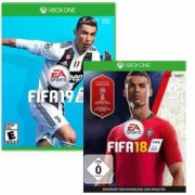 Игра FIFA 19 + FIFA 18 XBox One - FREE 2018 FIFA WORLD CUP RUSSIA Xbox One