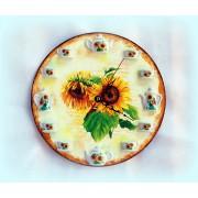 Ceas de perete - Floarea soarelui 1093