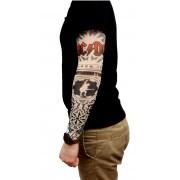 Tetovací rukáv - AC / DC