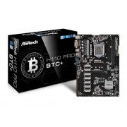 Intel Placa Base ASROCK H110 Pro BTC+