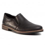 Обувки RIEKER - 13571-00 Schwarz