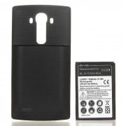 Reemplazo 6500mAh Bateria Li-ion + caja trasera para LG G4 + Mas