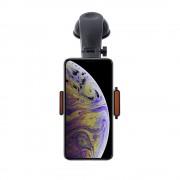 Shop4 - iPhone Xs Autohouder 3 in 1 Dashboard en Ventilatiehouder Zwart