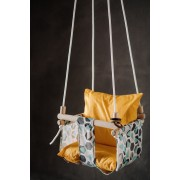 Leagan Geometric Swing BBL-318