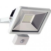 Goobay Proiettore LED Bianco IP44 30W 2500lm Sensore Movimento, Classe A+