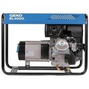 GEKO Bl4000 Honda elverk bensin