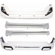 Pachet Exterior Complet compatibil cu TOYOTA Land Cruiser FJ150 2014-up Modellista Design