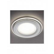 Spot incastrabil cu LED SMD ST 205 din aluminiu alb 70327 Smarter