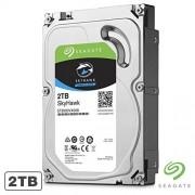 HARD DISK 2TB 5900RPM 64MB SEAGATE SKYHAWK HDD ST2000VX008