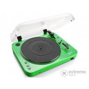 Lenco L-85 gramofon, zelena