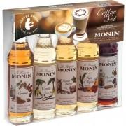 Monin Coffee Set 5 smaksirap