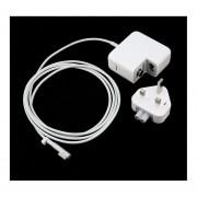 EY Adaptador de corriente para ordenadores Apple cargador para Macbook Air Pro-Blanco
