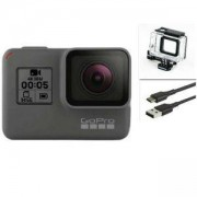 Екшън камера GoPro HERO 5 Black Waterproof Action 4K Ultra HD Camera Touch Screen Refurbished